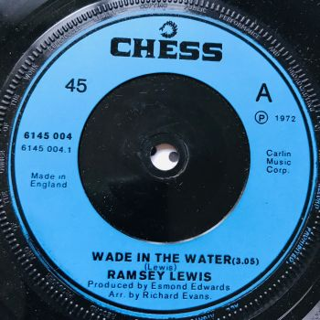 Ramsey Lewis-Wade in the water-UK Chess 2nd E+
