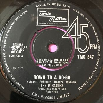 Miracles-Going to a go-go-TMG 547 E
