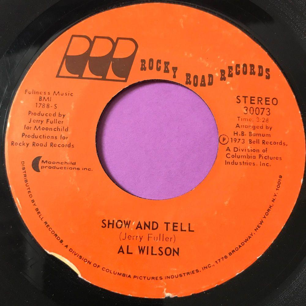 Al Wilson-Show and Tell-Rocky road E+