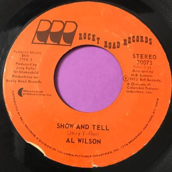 Al Wilson-Show and Tell-Rocky road E+