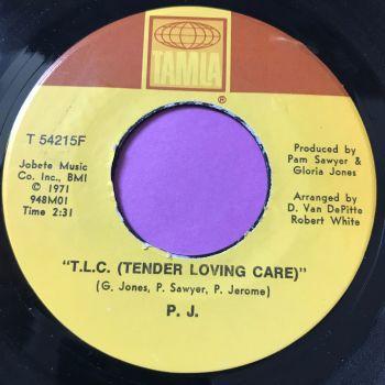 P.J-TLC-Tamla E
