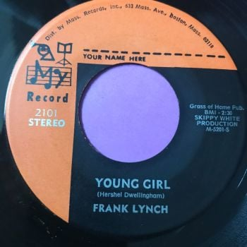 Frank Lynch-Young girl-My Records E+
