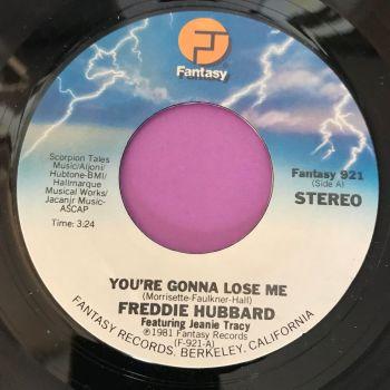 Freddie Hubbard-You're gonna lose me- Fantasy E+