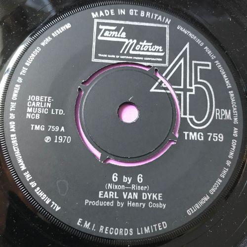 Earl Van Dyke-6x6-TMG759 E+