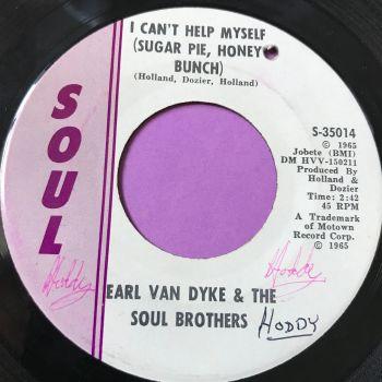 Earl Van Dyke-I can't help myself-Soul wol E+
