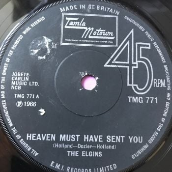 Elgins-Heaven must have sent you-TMG 771 E+