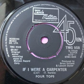 Four Tops-If I was a carpenter-TMG 958 E+