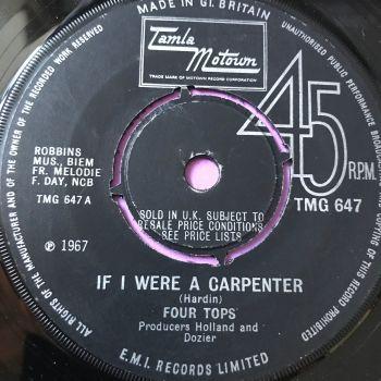 Four Tops-If I was a carpenter-TMG 647 E+