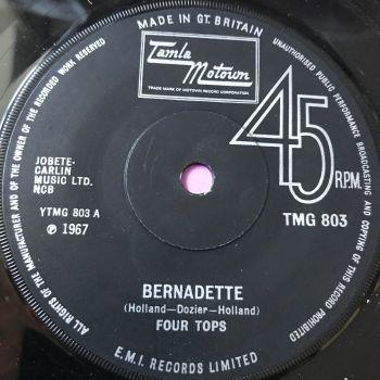 Four Tops-Bernadette-TMG 803 E+