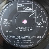 Isley Brothers-I guess I'll always love you-TMG 683 E
