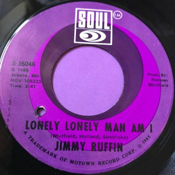 Jimmy Ruffin-Lonely lonely man am I-Soul E+