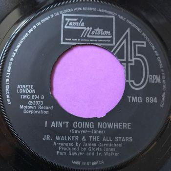 Junior Walker-I ain't going nowhere-TMG 894 E+