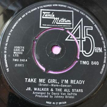 Junior Walker-Take me girl, I'm ready-TMG 840