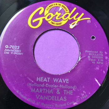 Martha Reeves-Heat wave-Gordy E+