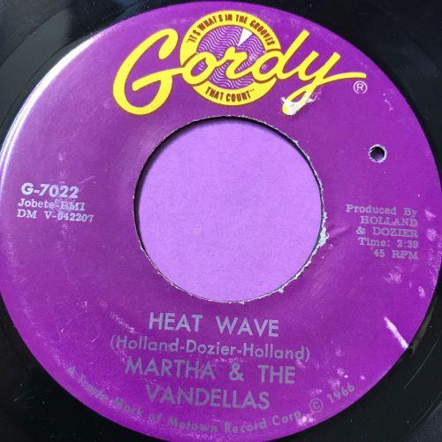 Martha Reeves-Heat wave-Gordy E+