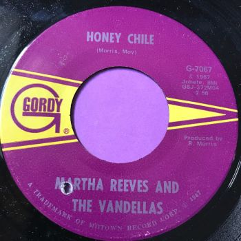 Martha Reeves-Honey Chile-Gordy E+
