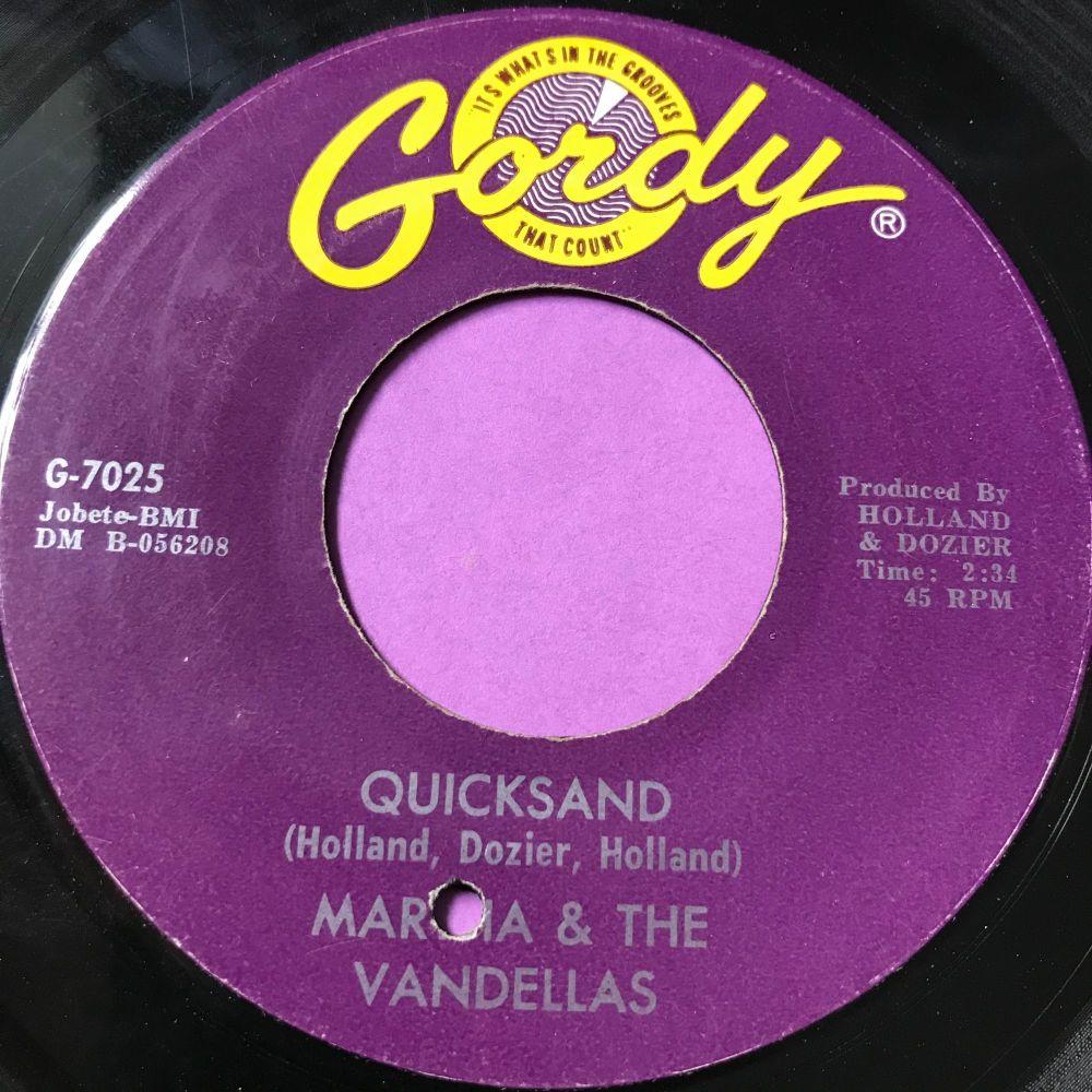Martha Reeves-Quicksand-Gordy E