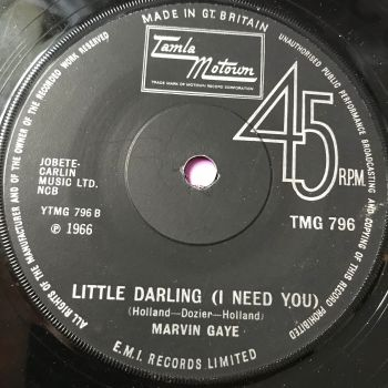 Marvin Gaye-Little darling-TMG 796 E