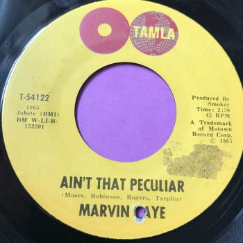Marvin Gaye-Ain't that perculiar -Tamla stkr E