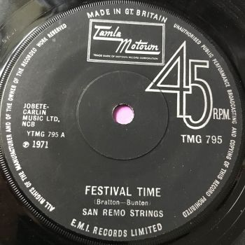San Remo Strings-Festival time-TMG 795 E
