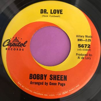 Bobby Sheen-Dr. Love-Capitol E+