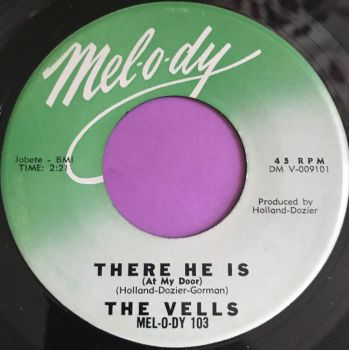 Vells-There he is-Melody E+