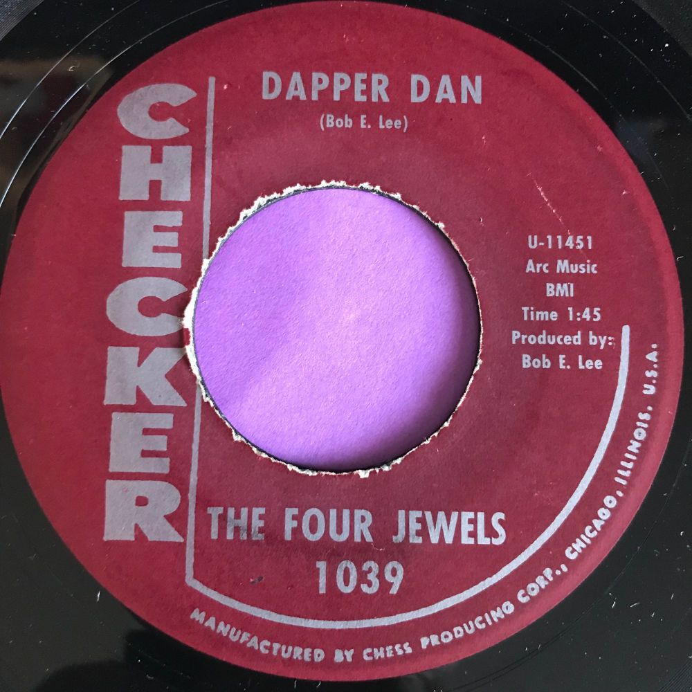 Four Jewels-Dapper Dan/ Loaded with goodies-Checker E+
