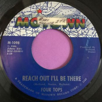 Four Tops-Reach out I'll be there-Motown E