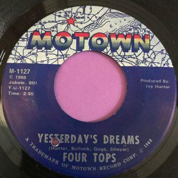 Four Tops-Yesterdays dreams-Motown E+