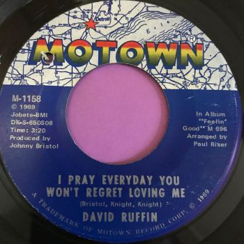 David Ruffin-I pray......-Motown E