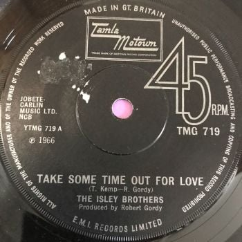 Isley Brothers-Take some time out for love-TMG 719 E