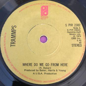 Trammps-Where do we go from here-UK PIR E