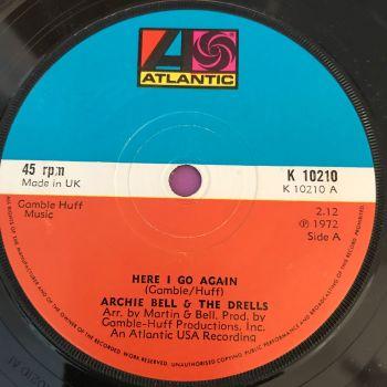 Archie Bell-Here I go again-UK Atlantic E+