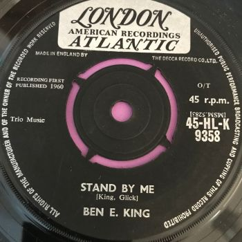Ben E King-Stand by me-UK London M-