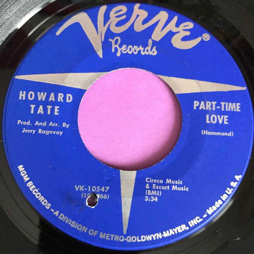 Howard Tate-Part-Time love-Verve E+