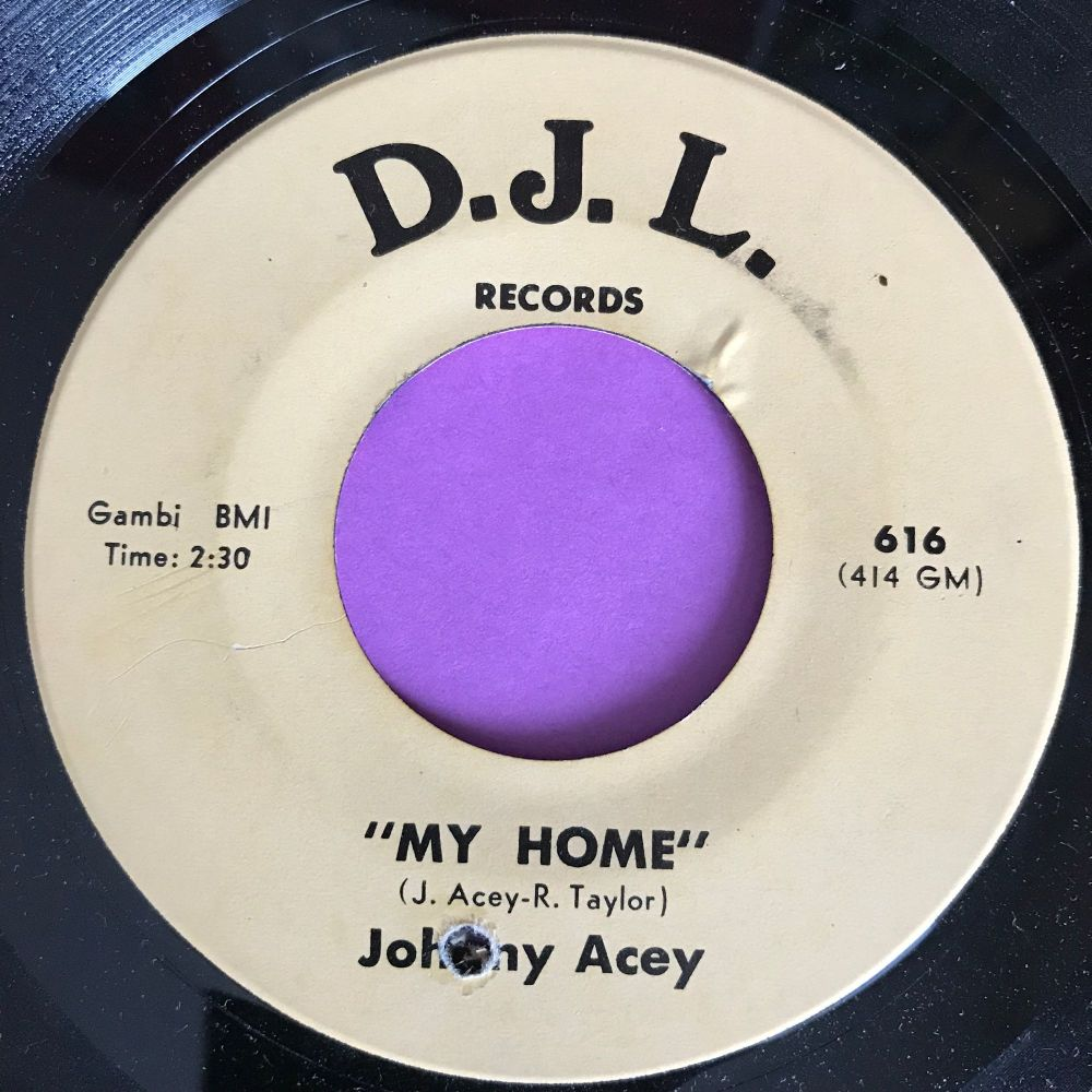 Johnny Acey-My home-DJL E