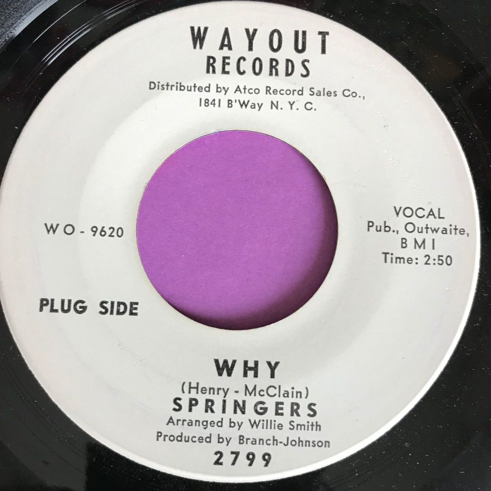 Springers-Why-Way out WD E+