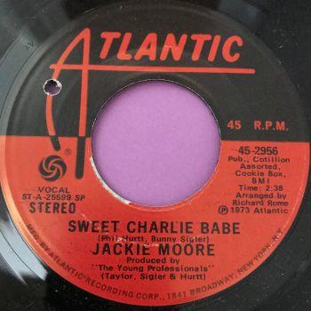 Jackie Moore-Sweet Charlie Babe-Atlantic M-