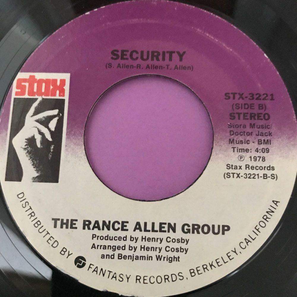 Rance Allen-Smile-Stax E+