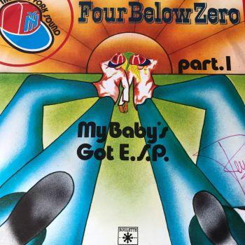 Four Below Zero-My baby's got E.S.P-Italian PS Roulette E+