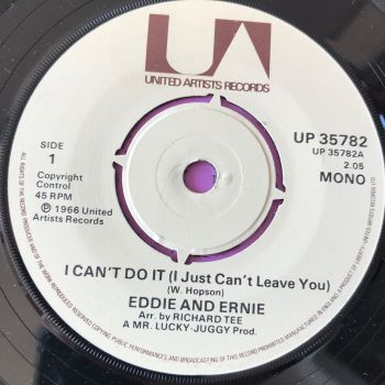 Eddie and Ernie-I can't do it-UK UA E+