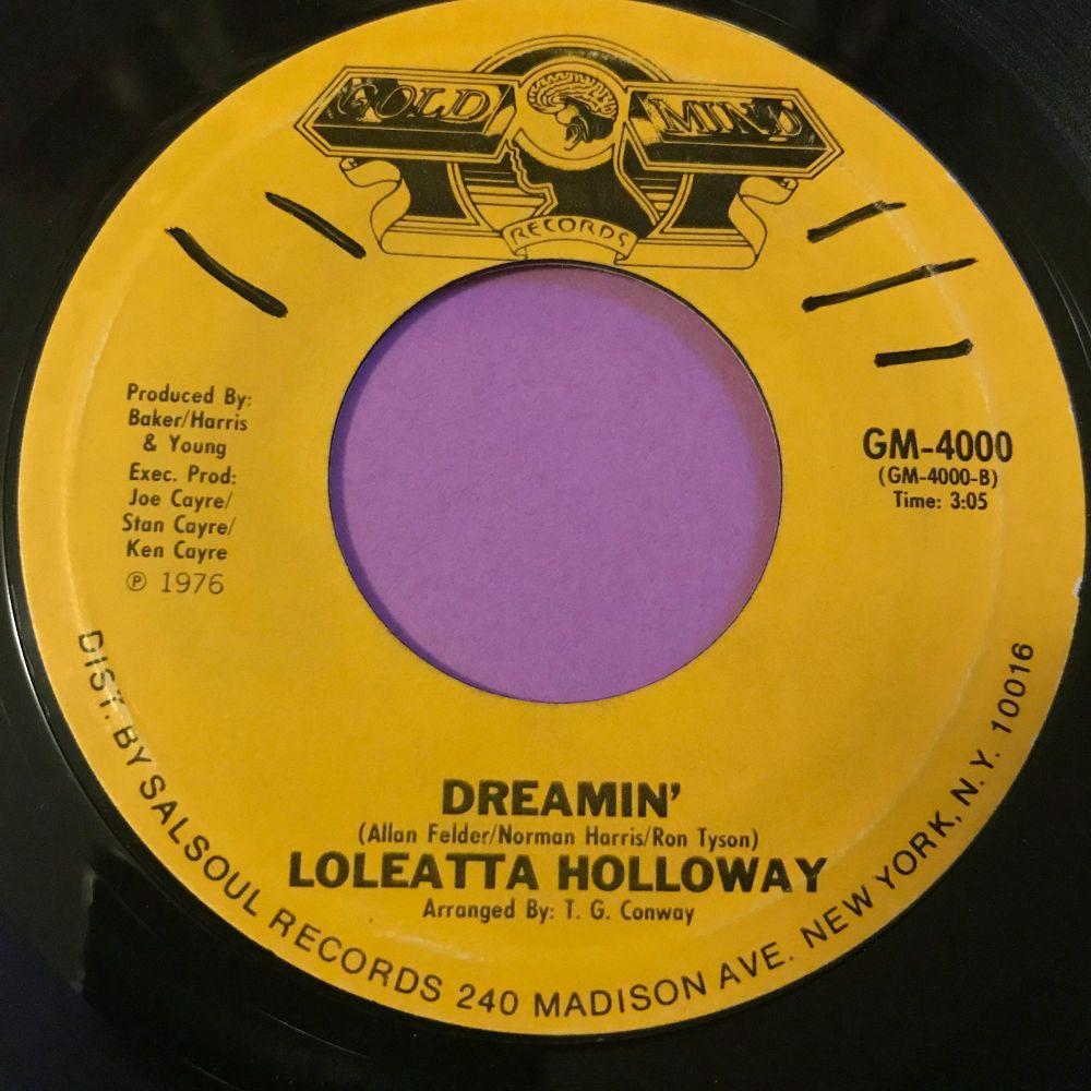 Loleatta Holloway-Dreamin'-Gold Mind E+