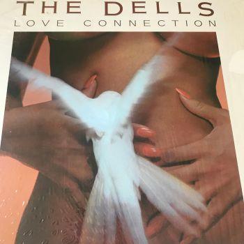 Dells-Love Connection-Mercury LP E+