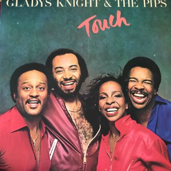 Gladys Knight-Touch-CBS LP E+