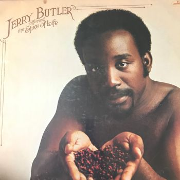 Jerry Butler-Offering the spice of life-Mercury LP E+
