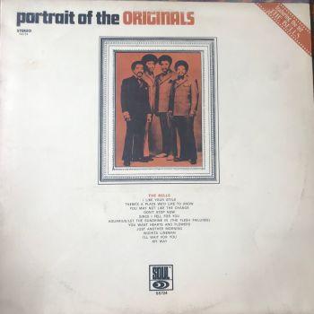Originals-portrait of-Soul LP E