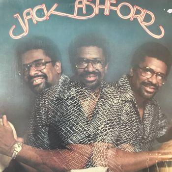 Jack Ashford-Hotel Sheet-Magic disc LP E+
