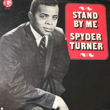 Spyder Turner-Stand by me-MGM LP E+