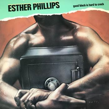 Esther Phillips-Good black is hard to crack-Mercury LP E+