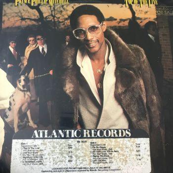Philip Mitchell-Top of the line-Atlantic LP E+